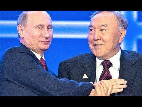 Россия и Казахстан Поссорились из за Украины