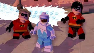 LEGO The Incredibles Walkthrough Part 5 - Chapter 5: House Parr-ty (The Incredibles 2)