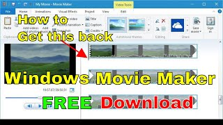windows 10 movie maker free download full version