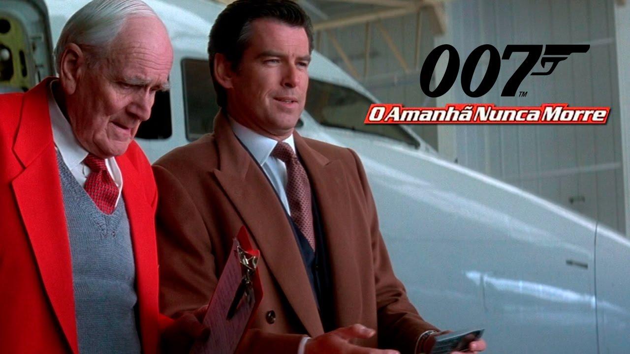 007 O Amanha Nunca Morre Tres Dublagens Vhs Dvd E Televisao