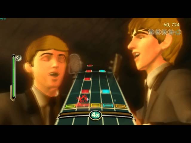 The Beatles Rock Band - Twist and Shout Dolphin Emulator 4.0.2