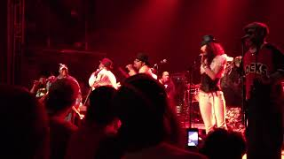 George Clinton & P-Funk - Give Up the Funk, extended jam & Atomic Dog - 2012