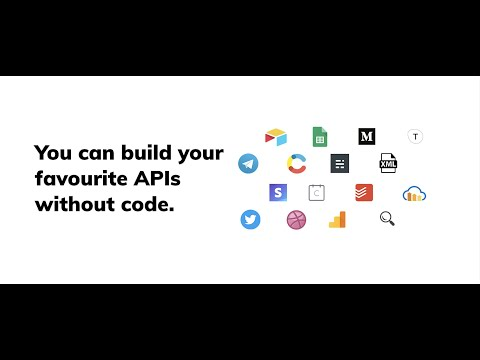 NoCodeAPI — Build Third Party Applications APIs with NoCode