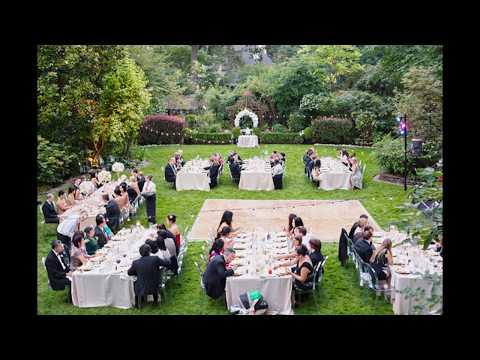 Idées de conception de mariage best garden
