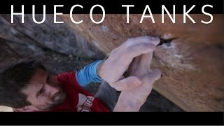 VAUDE - Hueco Tanks - Boulder Movie with Kilian Fischhuber (FullHD)