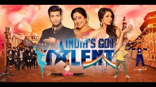 Malaika Arora - Karan Johar - kirron Kher - Grand Finale - India's Got Talent !!!