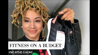 Affordable Gym Gear Haul + Upper Body Workout l Killer Body Fitness