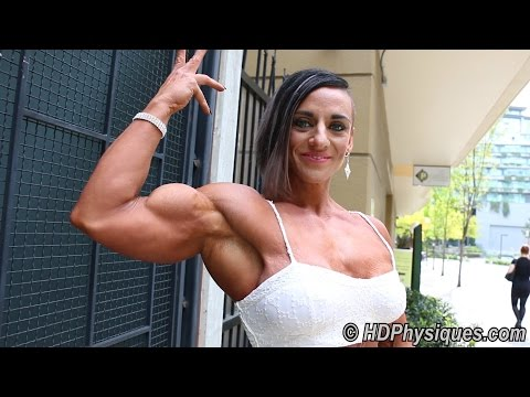 Too Big For The World (Female Bodybuilding Documentary)