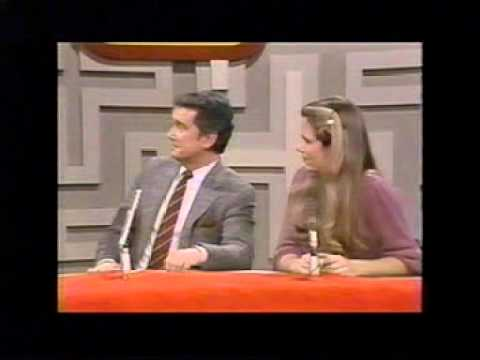 Password Plus (February 1982) Betty White & Regis Philbin
