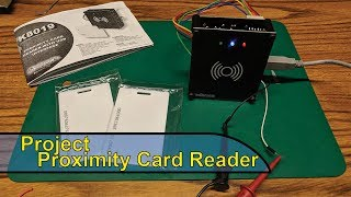 Project - Proximity Card Reader