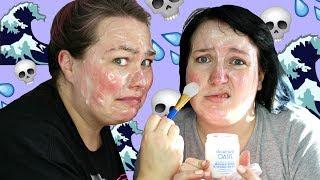 Beauté Cassée : Masque pour le visage de la mer morte de Global Beauty Care | 2FillesOrdinaires