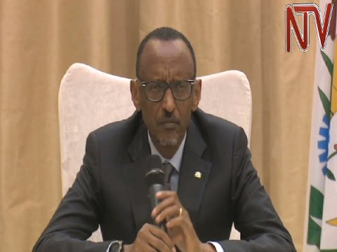 Kagame says he will not arrest Bashir