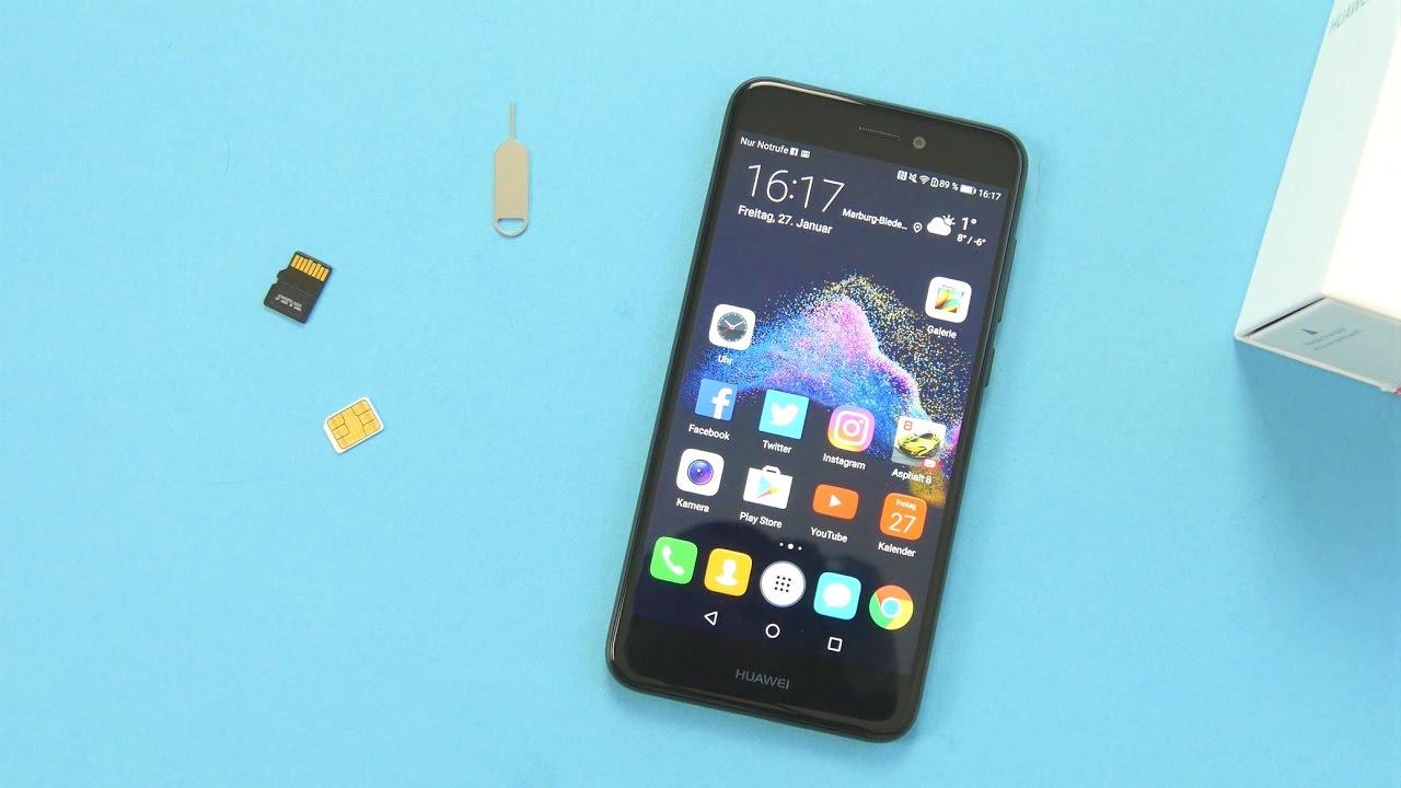 Huawei P10 Sim Karte Einsetzen.Huawei P8 Lite 2017 Nanosim Microsd Einlegen Deutsch