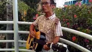 Gambar cover Song for God and Family - by Natalius, street performer - Pengamen in Jakarta