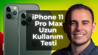 iPhone 11 Pro Max ile 2 ay Uzun Kullanm Testi - Samimi Grlerim
