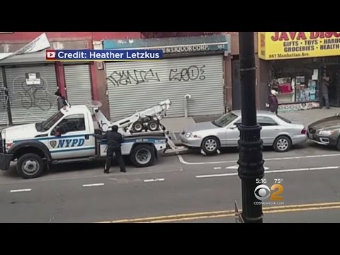 Greenpoint Residents Complain Of Neighborhood 'Parking Trap'