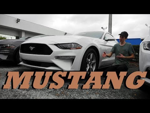 2018 Ford Mustang Ecoboost Review