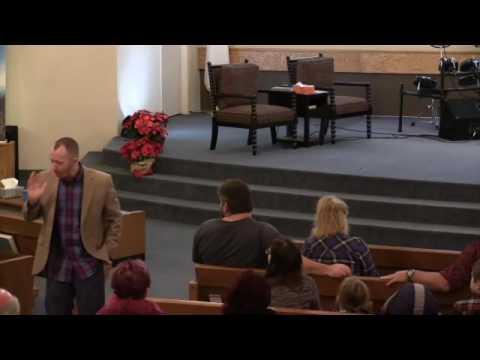All Things New - Pastor Josh Bush 1-1-17