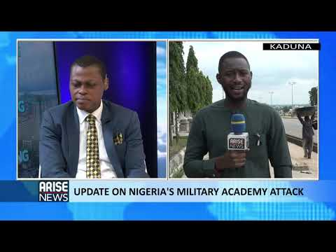 UPDATE ON NIGERIA'S MILITARY ACADEMY ATTACK - THE MORNING SHOW