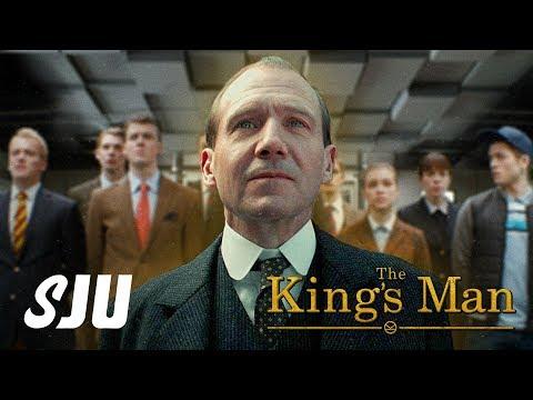 Talkin 'The King's Man' Trailer! | SJU
