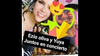 YUYA , EZIO OLIVA Y JOHANNA DE LA CRUZ JUNTOS / YOUTUBERS FAMOSOS EN PERÚ