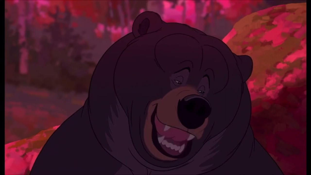 Download Brother Bear (2003) Kenai learns about Koda's mother