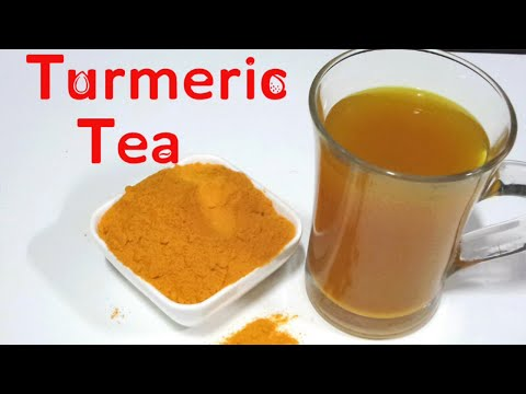 Turmeric Tea for Weight Loss Fast and Benefits/Weight Loss Tea Recipe/ हल्दी की चाय से वजन घटाएं