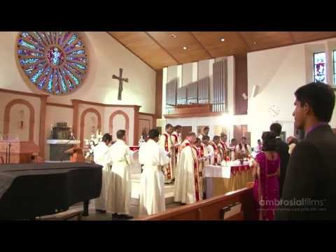 Indian Catholic Wedding - Westmount Country Club | Ambrosial Films ®