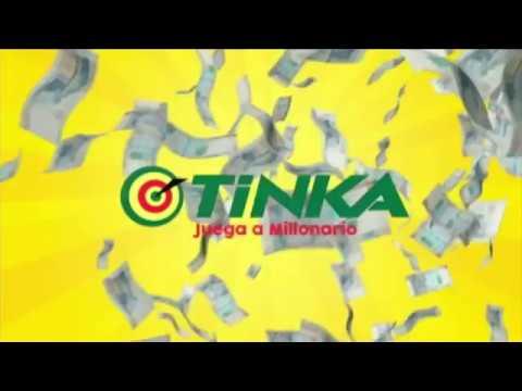 Sorteo Tinka - Miércoles 25 de abril de 2018