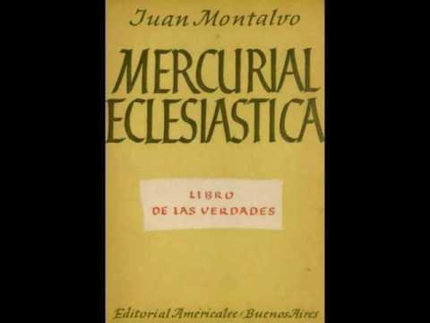 Juan Montalvo - Mercurial Eclesiástica (Audiolibros Ecuador | Libros Ecuador)