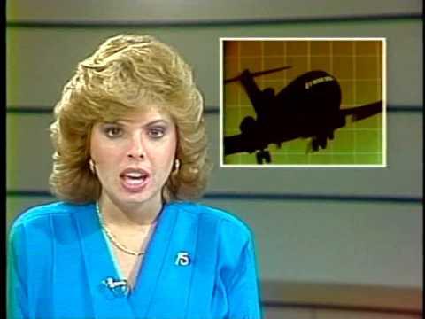 June 25, 1985 - Late Fort Wayne, Indiana Newscast (Telescoped)