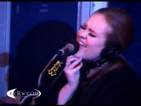 Adele - Live Session - Morning Becomes Eclectic - KCRW 89.9 (February 25th, 2011)