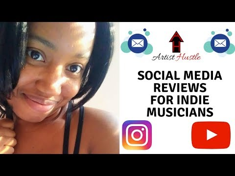 Social Media Marketing for Music Artists
