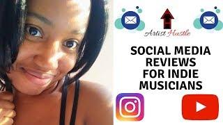 Social Media Marketing for Music Artists