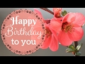 Happy Birthday Greetings | March Born Birthday Wishes