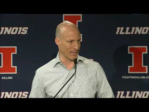 John Groce Addresses the media (Full Press Conference)