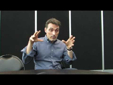 NYCC 2016: The Man in the High Castle star Rufus Sewell