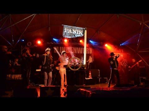 Odyssee (Cover) - Udos Lindenwerk -  Udo Lindenberg Tribute Band - 29.05.2015 - Open Air