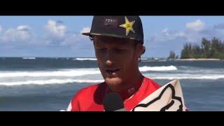 2014 Reef Hawaiian Pro highlights (Day 3)