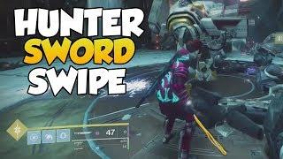 The Sword Swipe Trick