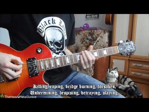 Black Label Society - Ain't Life Grand - guitar cover