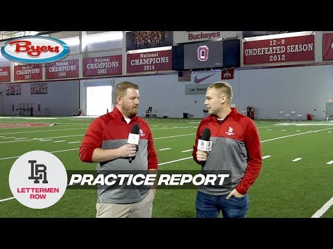Ohio State: How Buckeyes are managing off-week practices