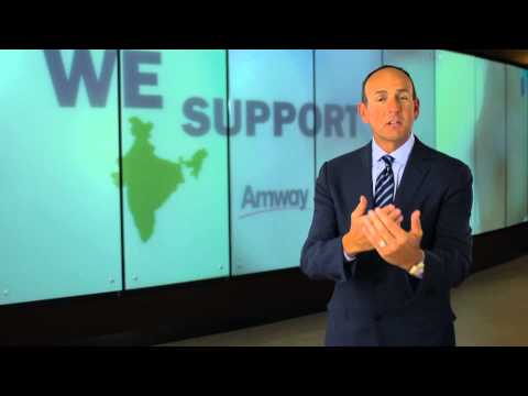 Message from Doug DeVos, President, Amway Corporation for Amway Business Owners