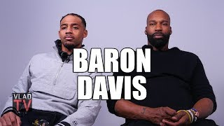 Baron Davis on Playing 1-On-1 with Kobe Bryant: He Played Bully Ball to Win (Part 4)