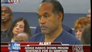 Judge to OJ: You are ignorant & arrogant. What you did was much more than stupidity. (Part 2)