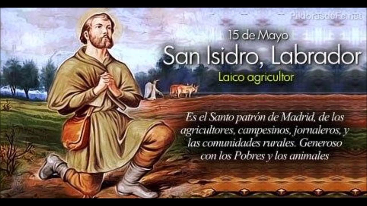 Resultado de imagen para SAN ISIDRO LABRADOR