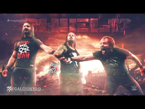 The Shield 1st WWE Theme Song -