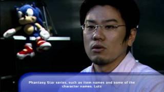 Sega Developer Takao Miyoshi - Sega Mega Drive Ultimate Collection