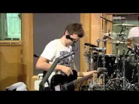 Muse- Panic Station- Live at the Air Studios (Radio 1 Live Lounge) 2012