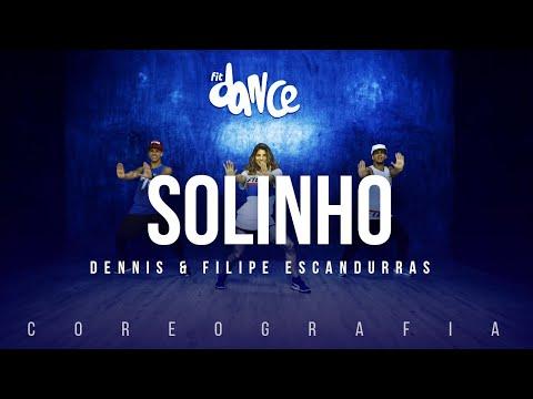 Solinho - Dennis & Filipe Escandurras | FitDance TV (Coreografia) Dance Video
